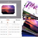 2011年オリジナルポストカードカレンダー 「自然からの贈り物」