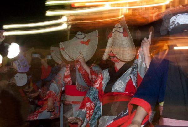 今月の一枚・2012年8月「西馬音内盆踊り」