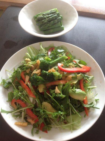 野菜がおいしい!